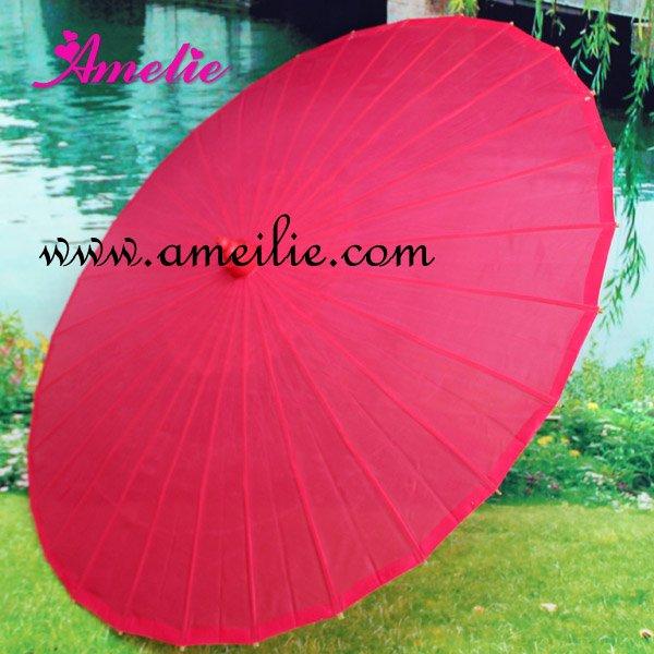 Бесплатная доставка Китайский нейлон свадебное зонтик ремесло зонтик