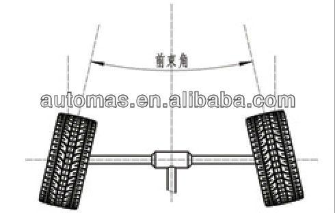 3D wheel alignment,four wheel alignment