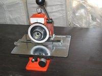 Машина для гравировки по металлу Aluminum Nameplate Manual marking machine