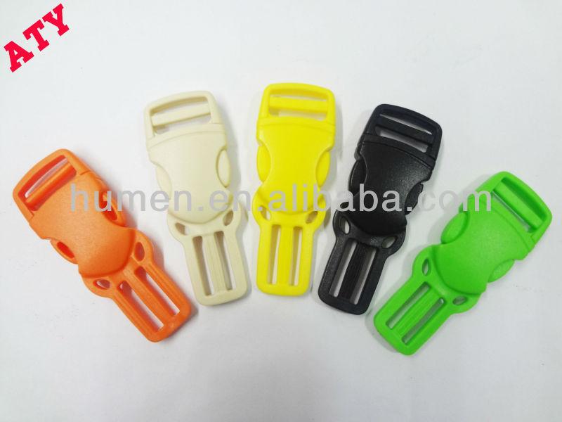 Multifunctional plastic bag buckle,small plastic buckles,plastic snap buckle