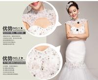 Милая блестками Русалка Свадебные платья с поездом для взрослых открыть черные дыры передняя белый большой sxxl xxxl размер wd1010