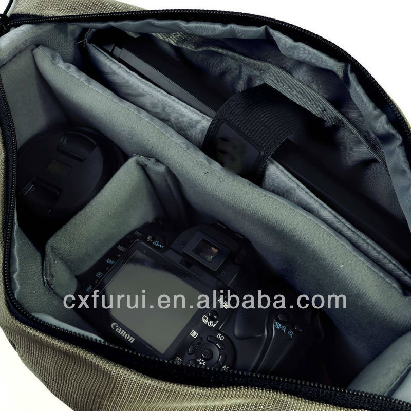 High quality photo camera bag,with digital cameras