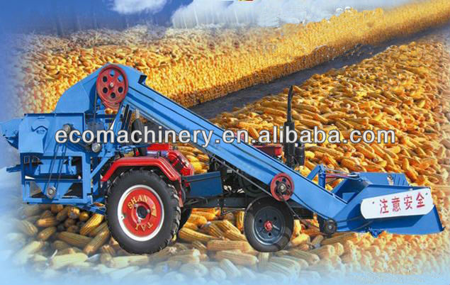 10-14t/h professional tractor corn sheller