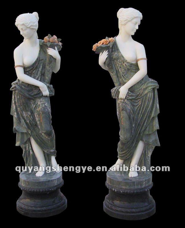 Life-size Famous Stone Statues Sculptures - Buy Famous ...