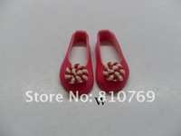 Pure handmade Blythe Lati BJD Doll pairs Shoes Ribbon BOW Cute Toy shoes beauty shoes toy A lot of design and color