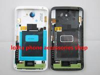 Аксессуары для мобильных телефонов Back Cover Batter Door Bar For HTC One x s720e Housing White & Black With Tools