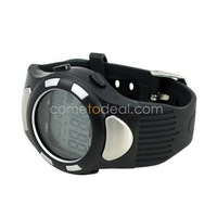 Наручные часы Cheap Stylish Digital Sports Heart Rate Monitor Wrist Watch- Pulse Watch With Stopwatch Function