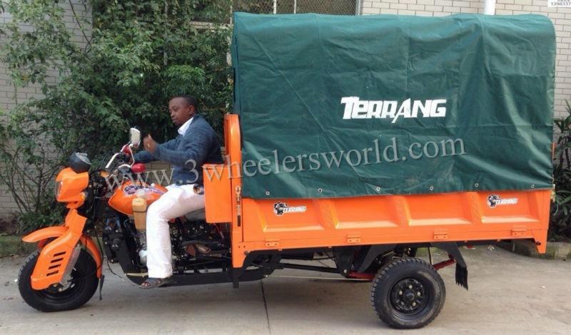 lifan 200cc trike chopper motorcycle cargo trailer price