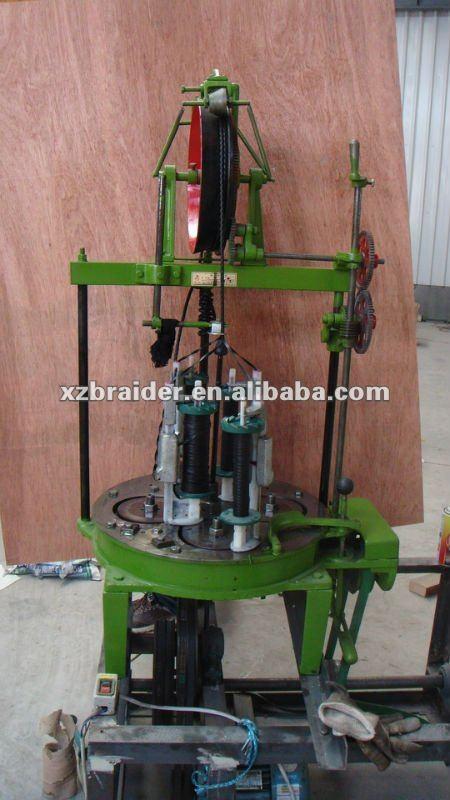 leather braiding machine