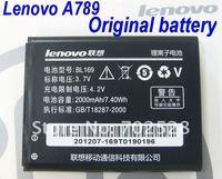 Батарея для мобильных телефонов Original Lenovo A789 battery BL169 2000mAh
