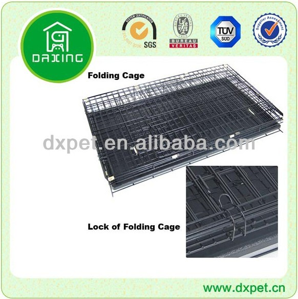 Stainless steel cheap dog cage for sale DXW003