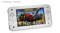 "Игровая приставка by Singapore Post! JXD S7100 7"" Capacitive Android 2.3 Game Console w/ Camera, WiFi, Cortex A9 512M / 8G"
