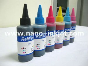 Pigment Inks for Epson ME Offfice (70 1100 80W 360 600);(ME30 300)