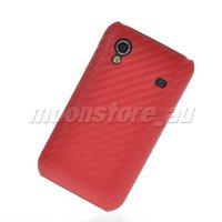 Чехол для для мобильных телефонов CARBON FIBRE HARD BACK CASE COVER FOR SAMSUNG S5830 GALAXY ACE