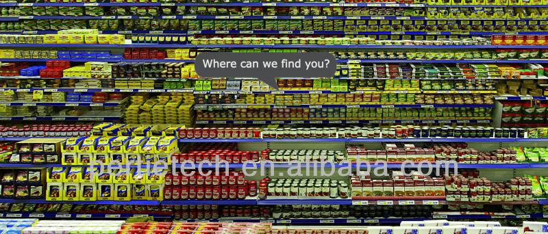 Professional indoor supermarket advertising epaper display