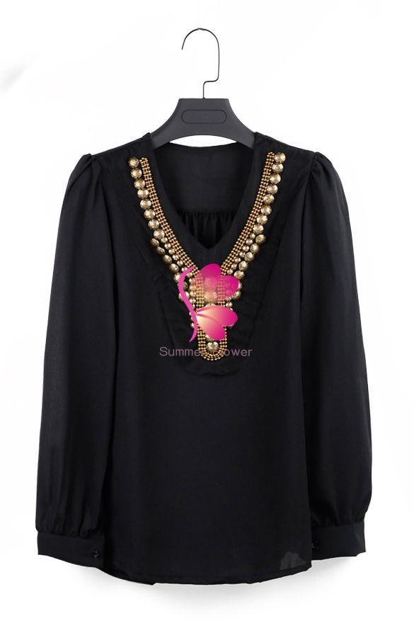 Женские блузки и Рубашки Brand New v  14023