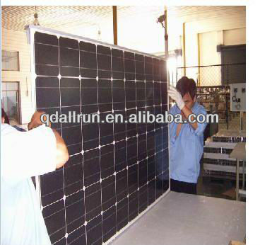 High efficiency CE TUV IEC MCS CERTIFICATED 250W solar panel
