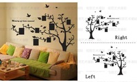 Free shipping wall stickers New arrival M Size Photo tree wall sticker Self-adhesive Bedroom, living room stickers Sticker-04