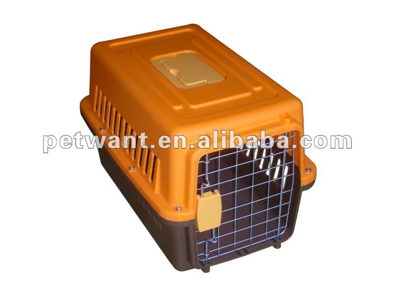 IATA Proved Durable Plastic Dog Crate FC-1001