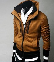 Мужская толстовка New coats men outwear Mens Special Hoodie Jacket Coat men clothes cardigan style jacket w99