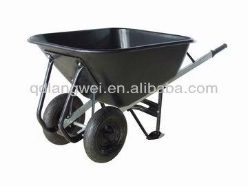 Jardin outils et quipement brouette wb1002p sp ciale for Brouette de jardin plastique