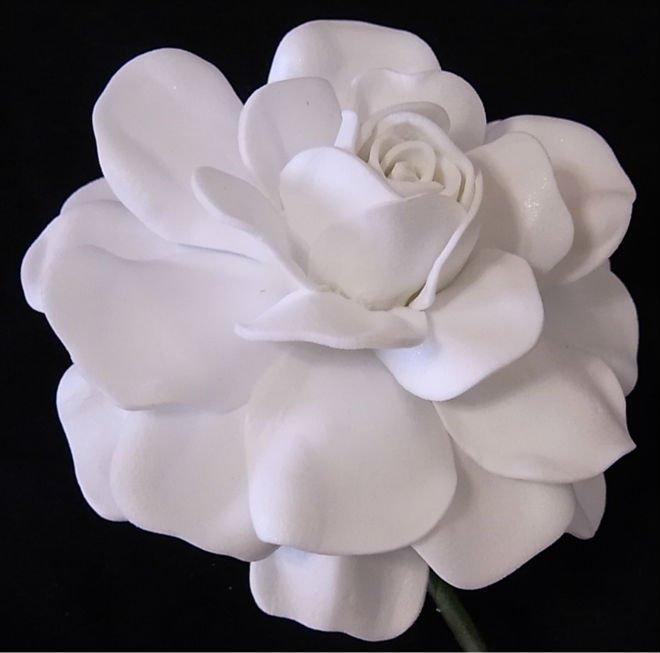 Hot selling white fake gardenia foam flower buy foam flower gardenia1045022 gardenia940024 mightylinksfo