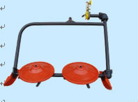 2013 new hot sale agricultural power tiller walking tractor
