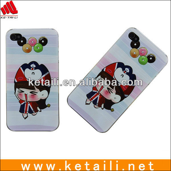 Mobile phone case factory for iphone 5