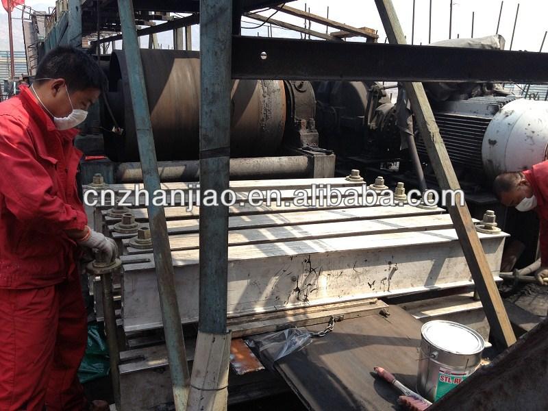 Conveyor belt cold bond repair adhesive