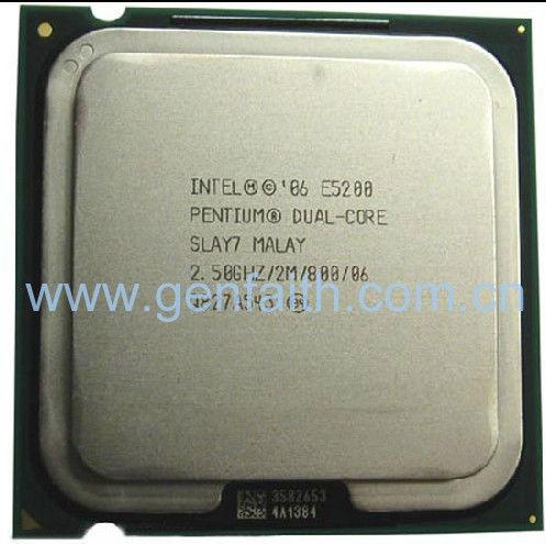 Intel Pentium Dual Core Inside Intel Pentium Dual Core Cpu