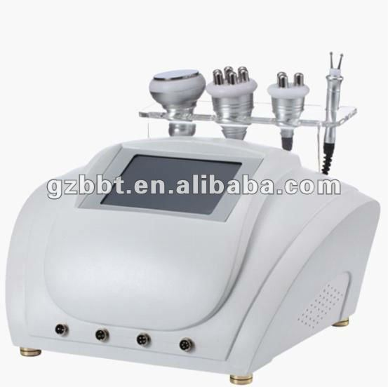 latest multipolar rf skin tightening ultrasound fat burning machine