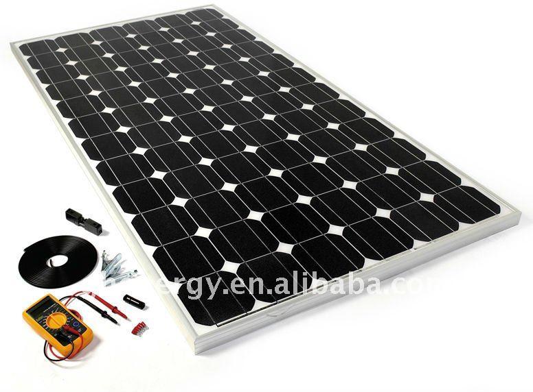 polycrystalline silicon 140W solar panel manufacturer