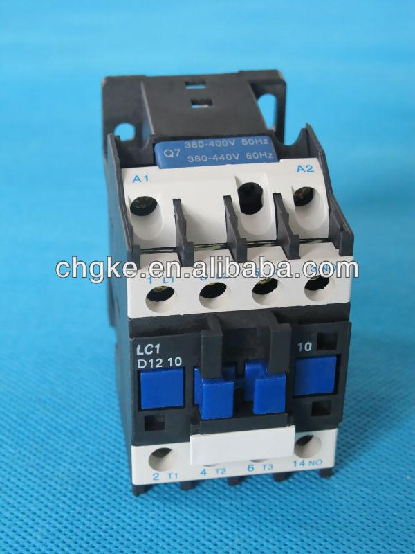 Telemecanique LC1D Series LC1D1210AC Contactor