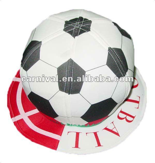 funny football hats Photo