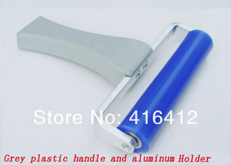 6 inch dust removing roller silicon rubber tacky roller hand cleaning roller  hand cleaner rollers.jpg