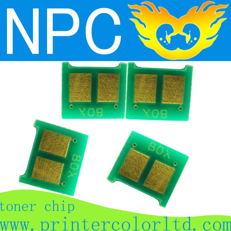 chip for HP LaserJet P1102W reset chip