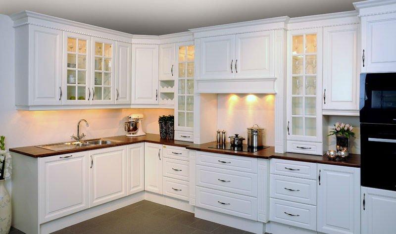 Lb jx1141 style am ricain classique en bois armoires de cuisine armoire de cuisine id de produit Cuisine classique en bois massif