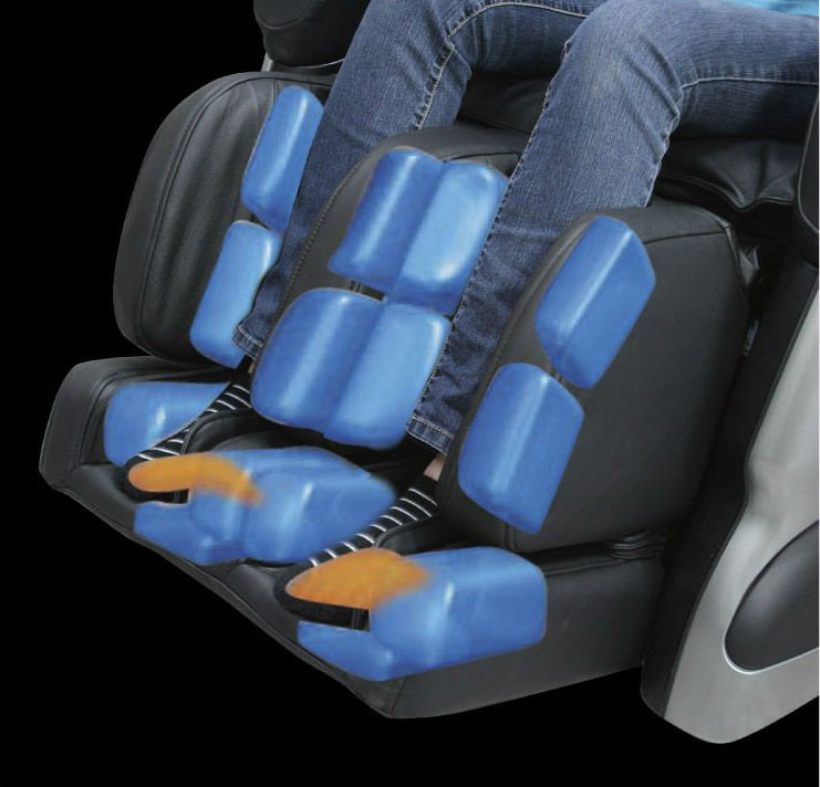 3D Personal Massager Chair ( Made in Taiwan )