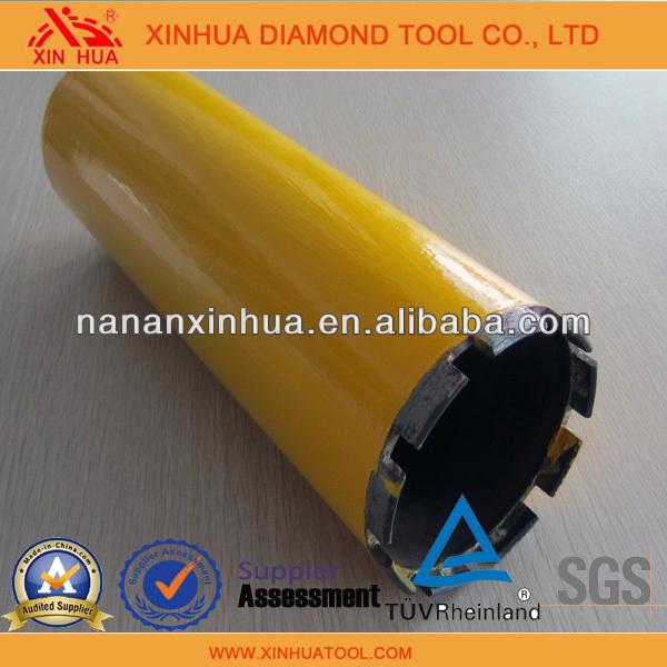 Outil électrique, bonne qualité du noyau de béton de forage