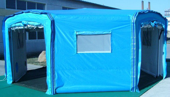 shop advertising inflatable photo booth, inflatable spray booth