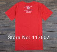 Мужская футболка 2013 mens hip hop new style short sleeve t shirt top brand mishka obey ymcmb trukfit rebel8 t-shirt