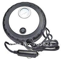 AUTO 12V Mini Air Compressor Electric Tire Infaltor Emergency Car Air Pump New