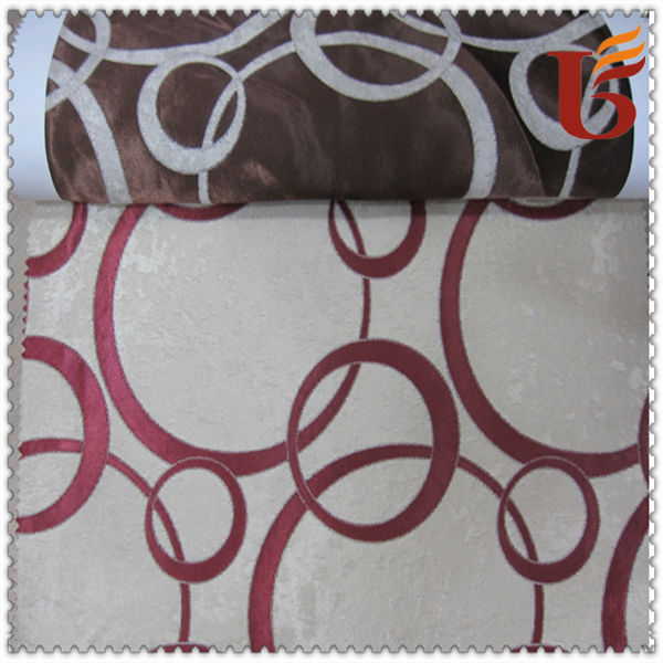 Curtain fabric/Polyester curtain fabric/blackout fabric