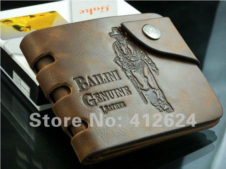 Бумажники из кожи своими руками
