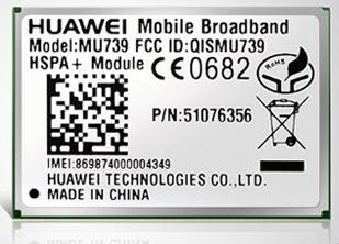 Huawei HSPA+ Module MU739