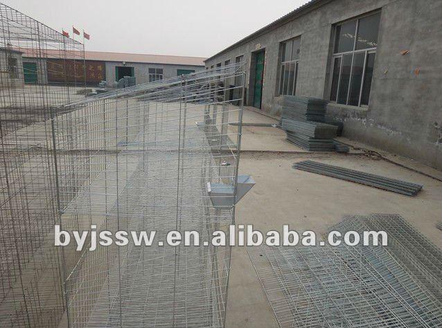 Easy Clean Plastic Rabbit Cage Trays