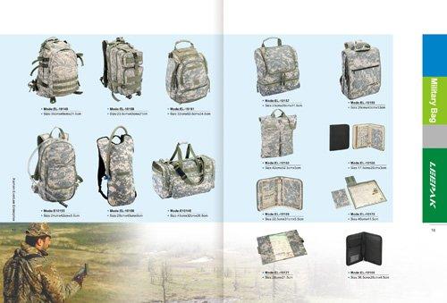 Military portfolio