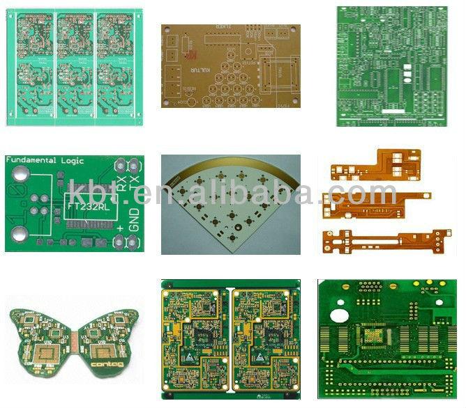 Pcb fabricante na china. pcb testado projetos eletrônicos