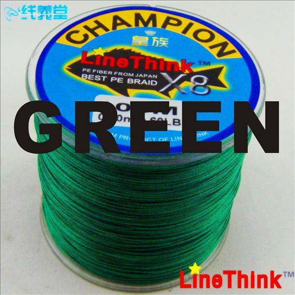 linethink плетеная леска