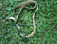 Аксессуары для охотничьего ружья New Rifle Gun Sling Carrying Shooting Hook Belt tan